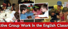 Effective Group Work in the English Classroom