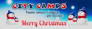 City Camp Christmas Card